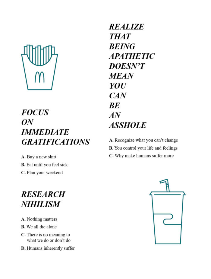 How to be human6